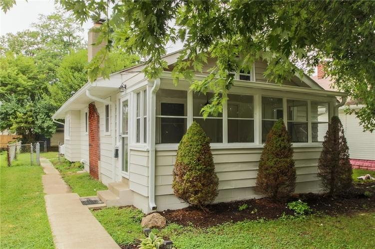 4116 Graceland Avenue Indianapolis, IN 46208 | MLS 21661716 | photo 1