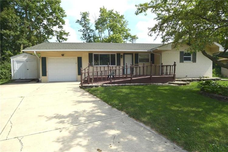 15 Melody Court Beech Grove, IN 46107 | MLS 21661727 | photo 1