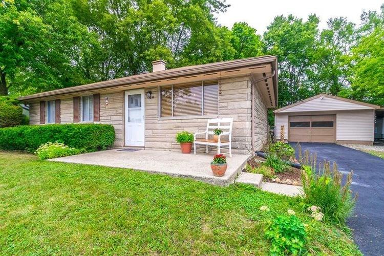 4732 Norcroft Drive Indianapolis, IN 46221 | MLS 21661760 | photo 1