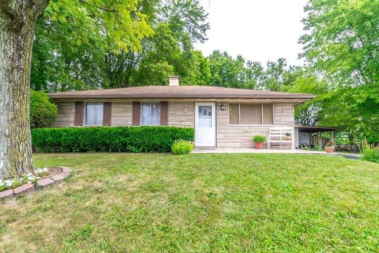 4732 Norcroft Drive Indianapolis, IN 46221 | MLS 21661760 | photo 2