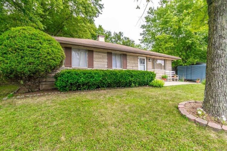 4732 Norcroft Drive Indianapolis, IN 46221 | MLS 21661760 | photo 3