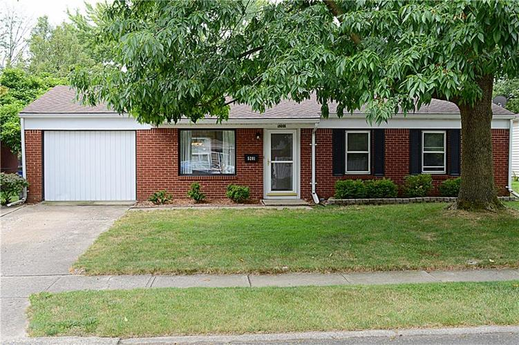 5201  Dunk Drive Indianapolis, IN 46224 | MLS 21661787