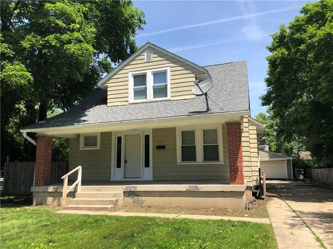302 Albany Street Indianapolis, IN 46225 | MLS 21661789 | photo 1