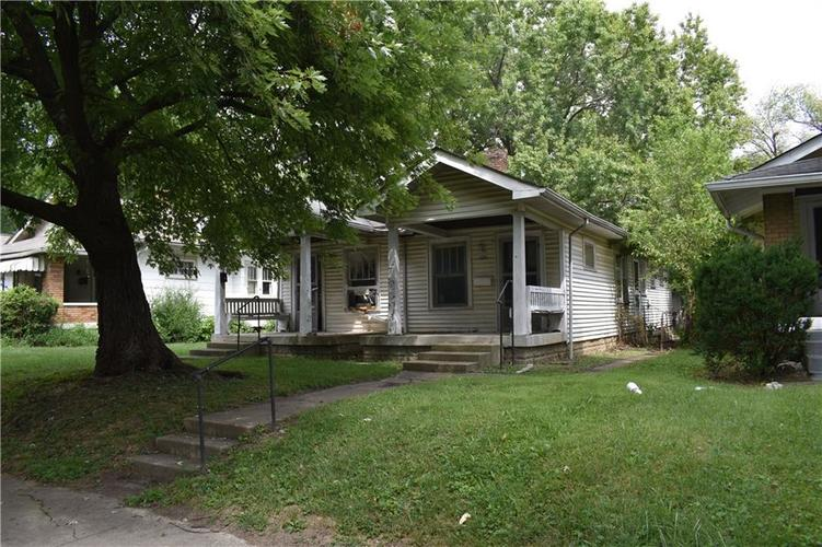 725 N Denny Street Indianapolis IN 46201 | MLS 21661805 | photo 1