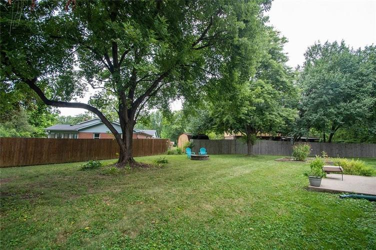 6620 Hazelwood Avenue Indianapolis, IN 46260 | MLS 21661834 | photo 45