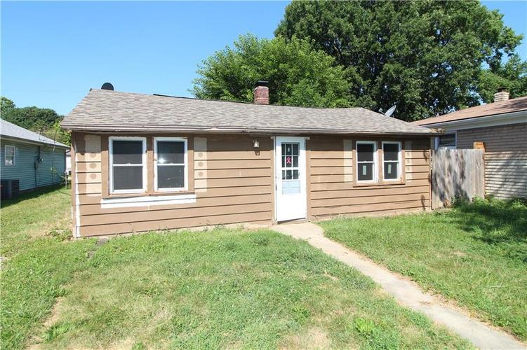 2754 S Lyons Avenue Indianapolis, IN 46241 | MLS 21661837 | photo 2
