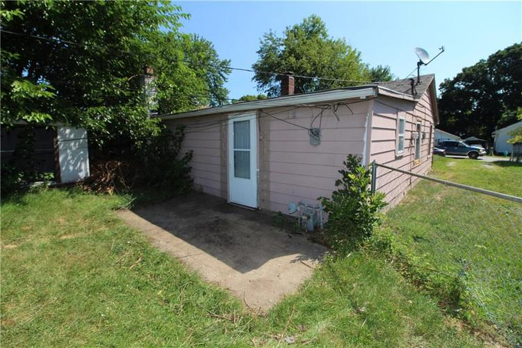 2754 S Lyons Avenue Indianapolis, IN 46241 | MLS 21661837 | photo 5