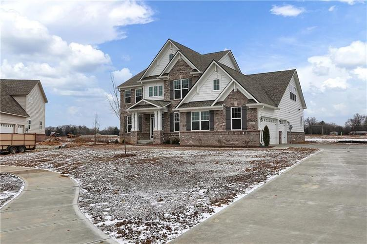 16391 Province Court Fishers, IN 46040   MLS 21661933   photo 2