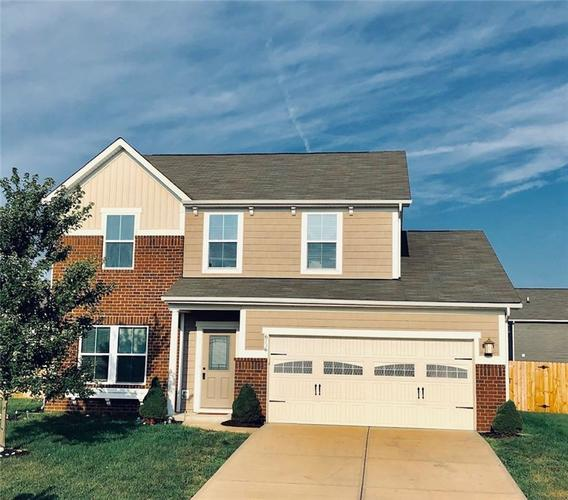 6736 Branches Drive Brownsburg, IN 46112   MLS 21661945   photo 1