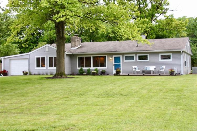 9212  Warwick Road Indianapolis, IN 46240 | MLS 21661952
