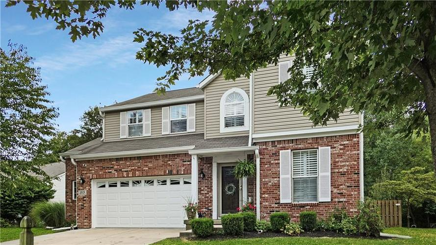 5625 Forest Rise Court Indianapolis, IN 46203 | MLS 21661989 | photo 1