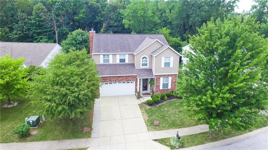 5625 Forest Rise Court Indianapolis, IN 46203 | MLS 21661989 | photo 40