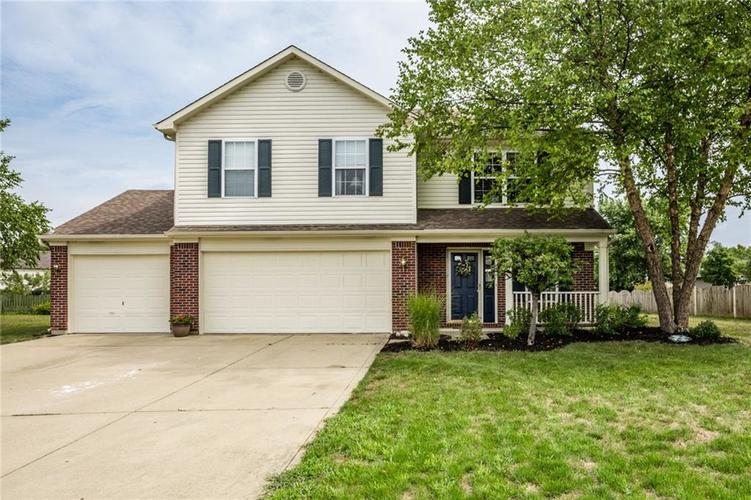 10710  Sunburst Court Noblesville, IN 46060 | MLS 21662001