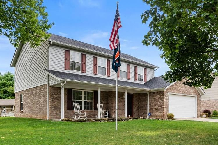 1935  Justice Drive Greenfield, IN 46140 | MLS 21662038