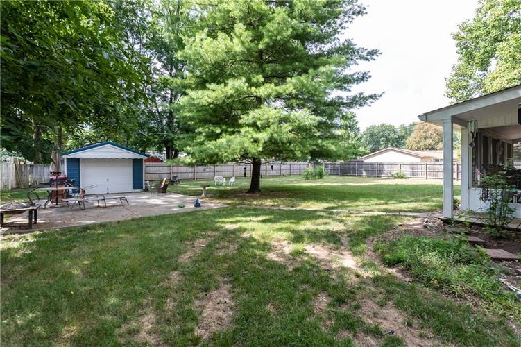 8927 W ASH Road Indianapolis, IN 46234 | MLS 21662091 | photo 20