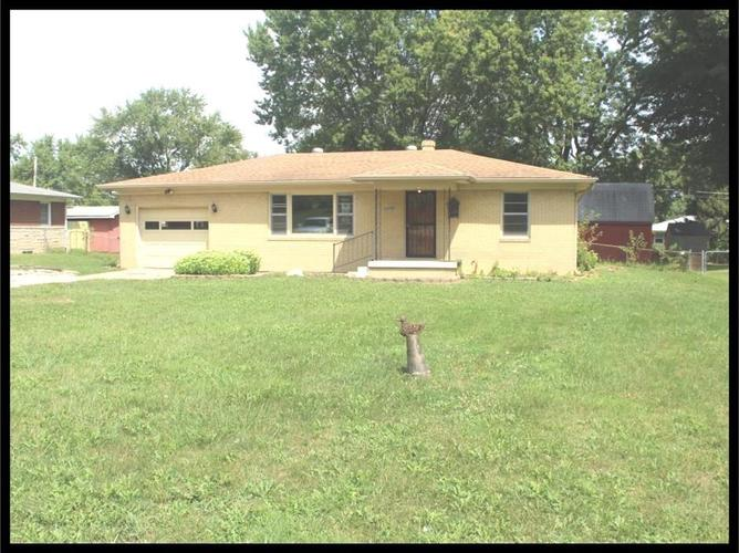 2240 E Thompson Road Indianapolis, IN 46227 | MLS 21662194
