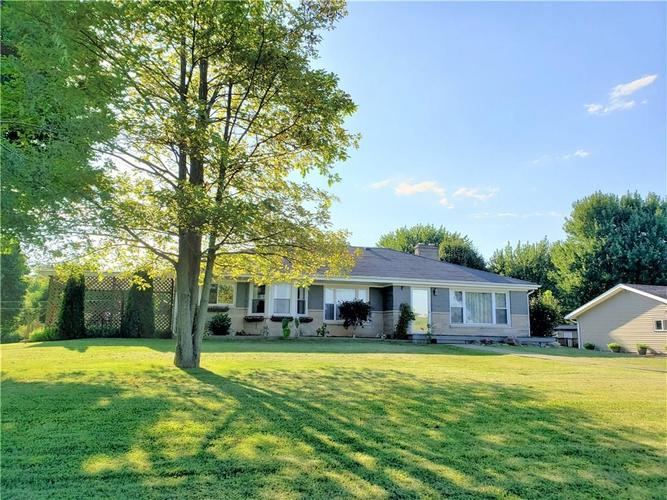 1217 S State Road 3  Rushville, IN 46173 | MLS 21662222