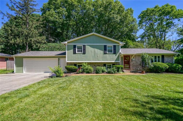 4806 E 64TH Street Indianapolis, IN 46220 | MLS 21662233