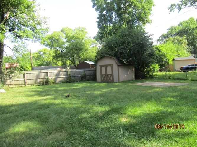 3609 N FACULTY Drive Indianapolis, IN 46224 | MLS 21662236 | photo 23