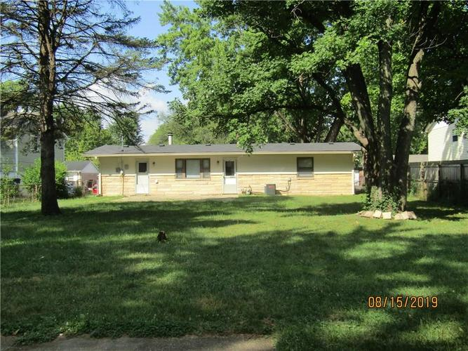 3609 N FACULTY Drive Indianapolis, IN 46224 | MLS 21662236 | photo 26