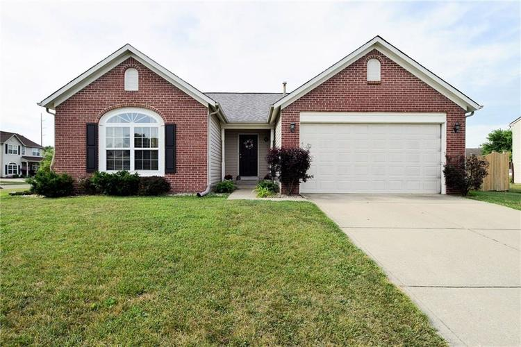 10947  Secretariat Drive Indianapolis, IN 46234 | MLS 21662256