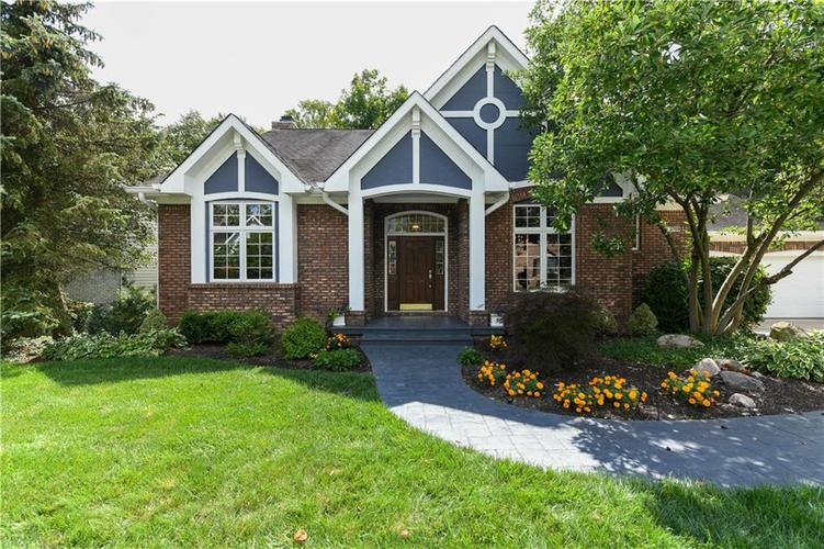 9709 Oakhaven Court Indianapolis, IN 46256 | MLS 21662316 | photo 1