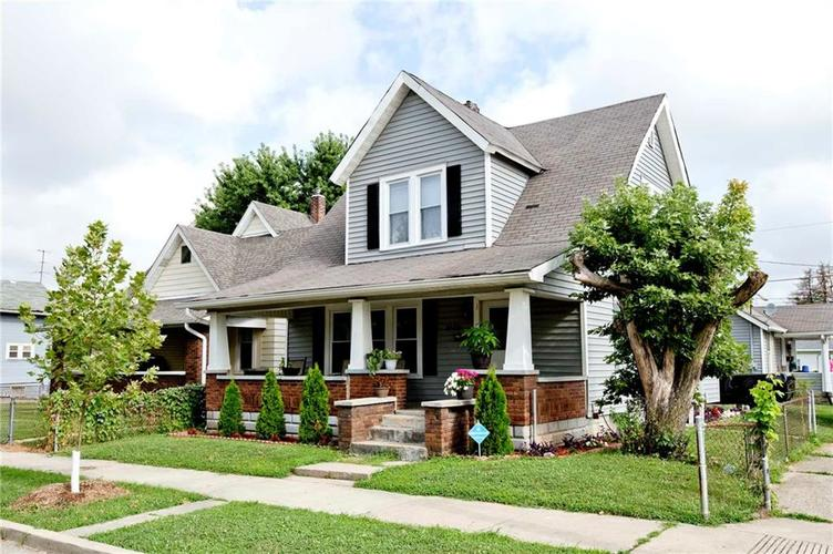 1426 E Kelly Street Indianapolis, IN 46203 | MLS 21662334 | photo 1