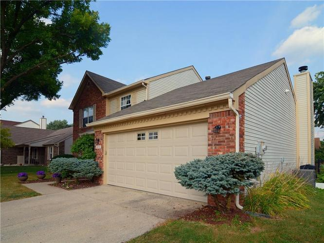 4815 Eagles Watch Lane Indianapolis, IN 46254   MLS 21662353   photo 3