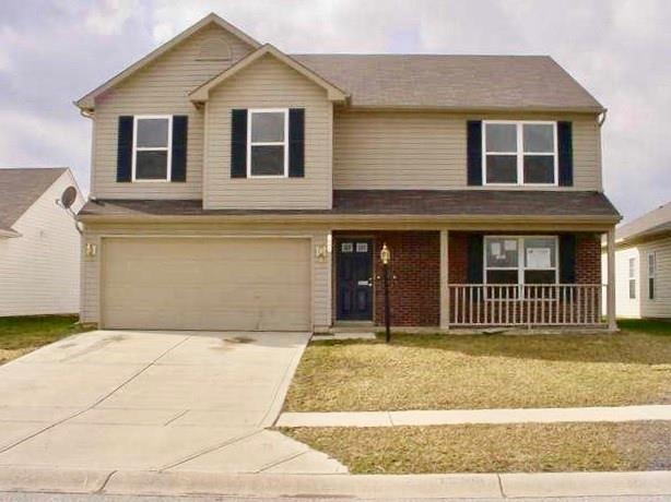 1484  EGRET Lane Greenwood, IN 46143 | MLS 21662375