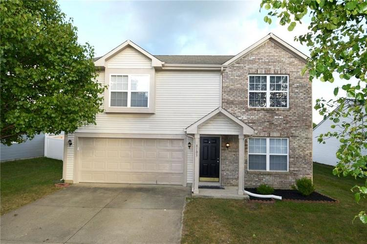 8103  Painted Pony Drive Indianapolis, IN 46217 | MLS 21662428