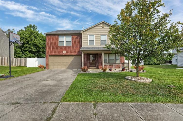 6744  Graybrook Drive Indianapolis, IN 46237   MLS 21662445