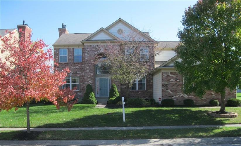 8263  Cloverdale Way Indianapolis, IN 46256 | MLS 21662489