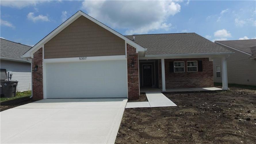 5307  Rocky Mountain Drive Indianapolis, IN 46237   MLS 21662500