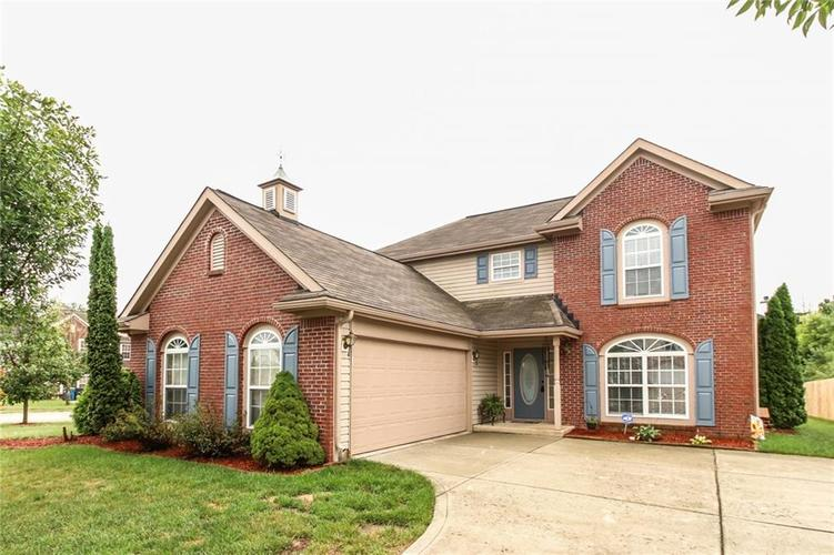 8066  Lawrence Woods Place Indianapolis, IN 46236 | MLS 21662547