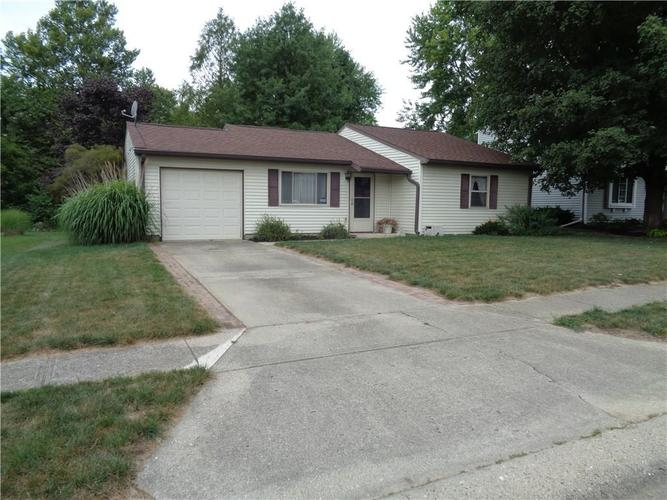 1316 Butternut Lane Indianapolis, IN 46234 | MLS 21662559 | photo 1