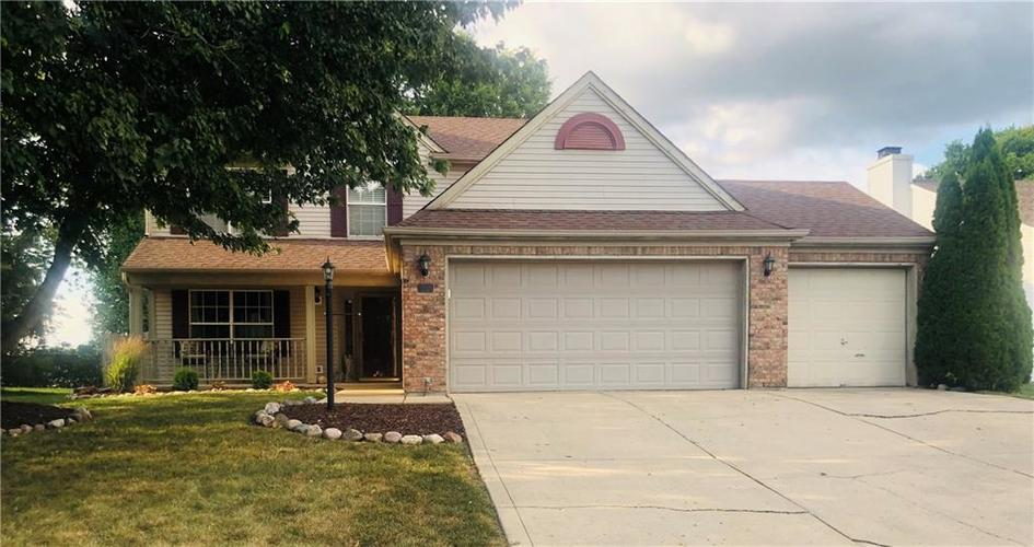 3826  Cherry Blossom Boulevard Indianapolis, IN 46237   MLS 21662561