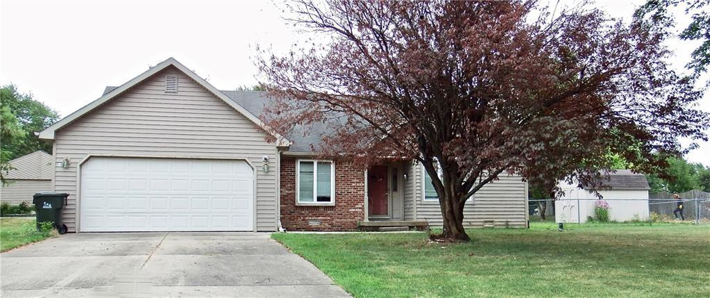 3983 Cranberry Drive Greenfield, IN 46140   MLS 21662599   photo 2