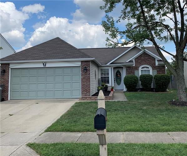 4327 STRAWFLOWER Drive Indianapolis, IN 46203 | MLS 21662608 | photo 1