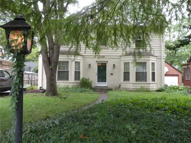 5350 N Capitol Avenue Indianapolis, IN 46208 | MLS 21662617