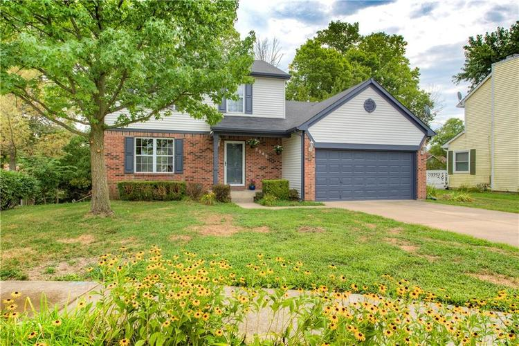 5949  Richmond Lane Indianapolis, IN 46254 | MLS 21662623