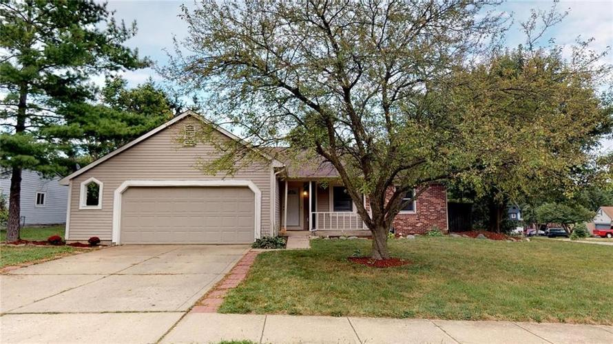 6011  Mcclellan Court Indianapolis, IN 46254 | MLS 21662642