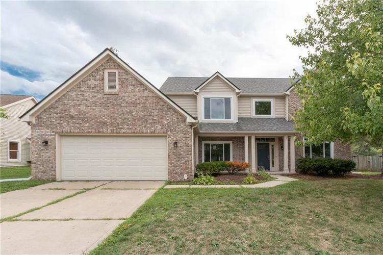 5362 DEER CREEK Drive Indianapolis, IN 46254 | MLS 21662648 | photo 1
