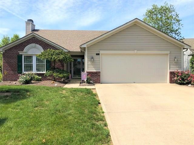 4062 Hennessey Drive Plainfield, IN 46168   MLS 21662649   photo 1