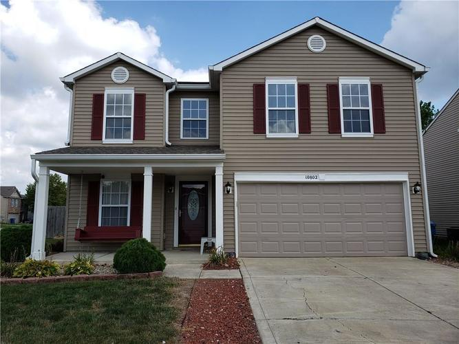 10802 INSPIRATION Drive Indianapolis, IN 46259 | MLS 21662680 | photo 1