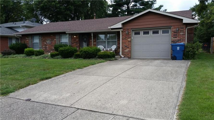 2728 Morning Star Drive Indianapolis, IN 46229 | MLS 21662735 | photo 1