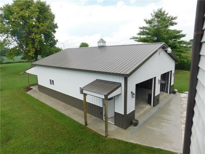 4746 E UNION Road Shelbyville, IN 46176 | MLS 21662746 | photo 37