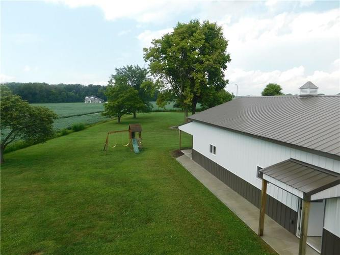 4746 E UNION Road Shelbyville, IN 46176 | MLS 21662746 | photo 42