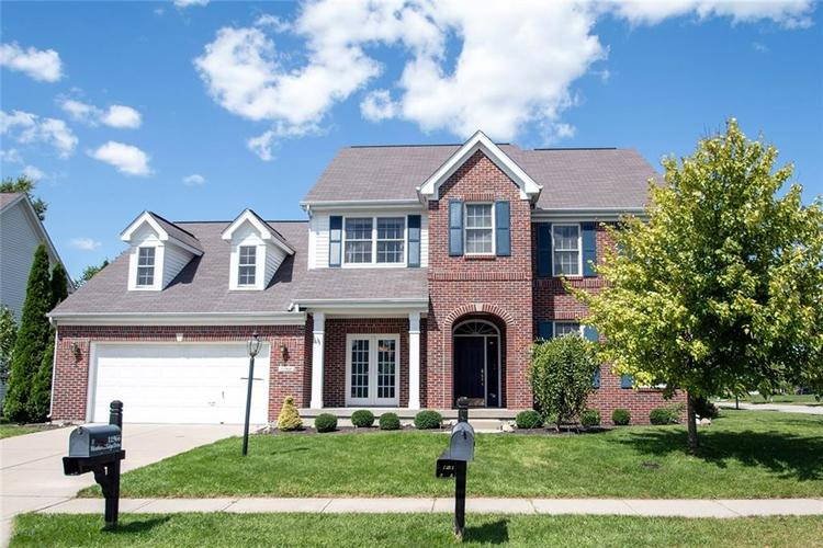 11966  Weathered Edge Drive Fishers, IN 46037 | MLS 21662761