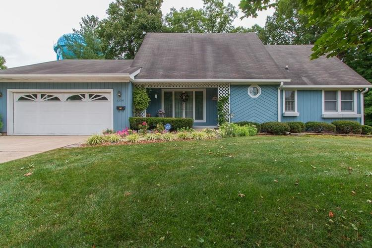1236 OAKLAND Drive Anderson, IN 46012 | MLS 21662771 | photo 1