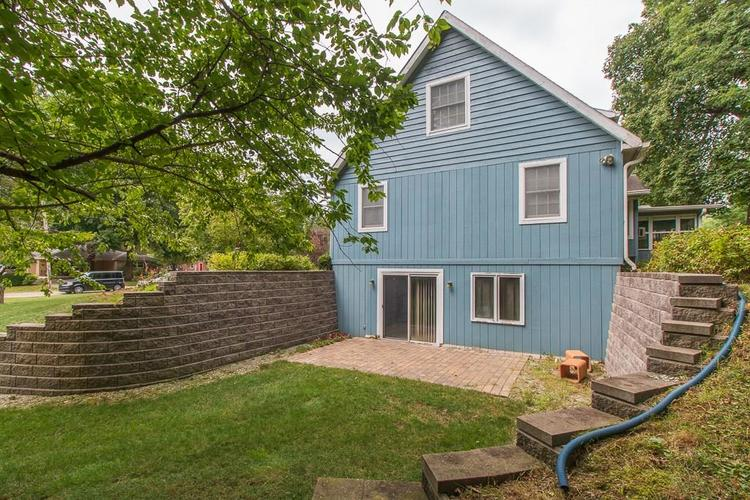1236 OAKLAND Drive Anderson, IN 46012 | MLS 21662771 | photo 35
